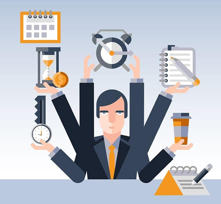 Time-management-businessman